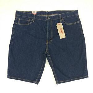 Levi's 511 Men's Slim Fit Denim Shorts Size 42